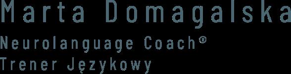 Neurolanguage Coach® – Marta Domagalska
